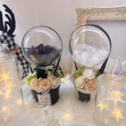 クリスマスプレゼントにおススメ【熊本花屋・フラワーバルーンKIKI】