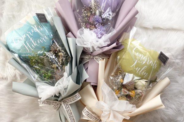 送別会シーズンに特別なプレゼント【熊本花屋・フラワーバルーンKIKI】
